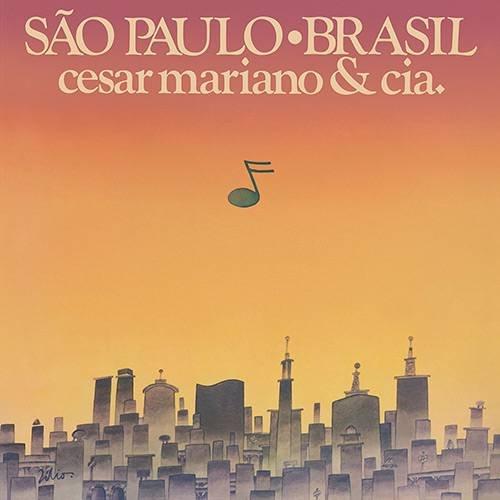 LP VINIL CESAR CAMARGO MARIANO - SÃO PAULO - BRASIL