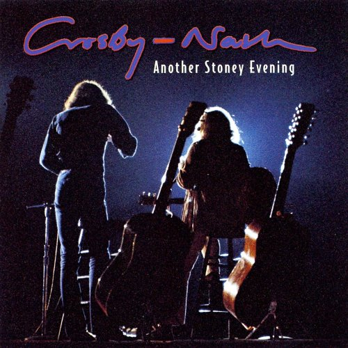 LP VINIL CROSBY & NASH - ANOTHER STONEY EVENING