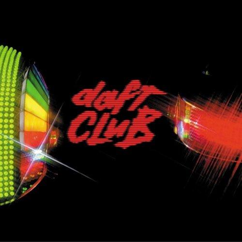 LP VINIL DAFT PUNK - DAFT CLUB (DUPLO - IMPORTADO)