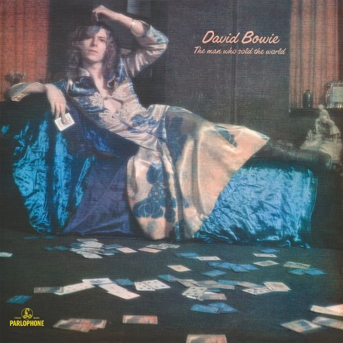 LP VINIL DAVID BOWIE - THE MAN WHO SOLD THE WORLD