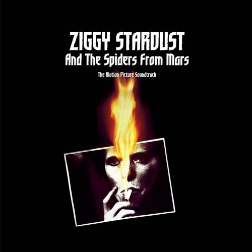 LP VINIL DAVID BOWIE - ZIGGY STARDUST AND THE SPIDERS FROM MARS THE MOTION PICTURE SOUNDTRACK