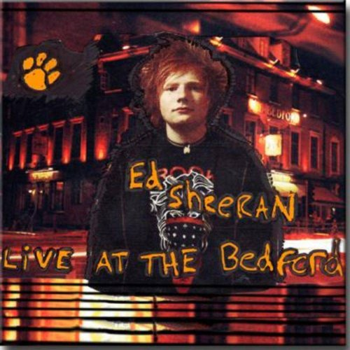 LP VINIL ED SHEERAN LIVE AT THE BEDFORD - IMPORTADO