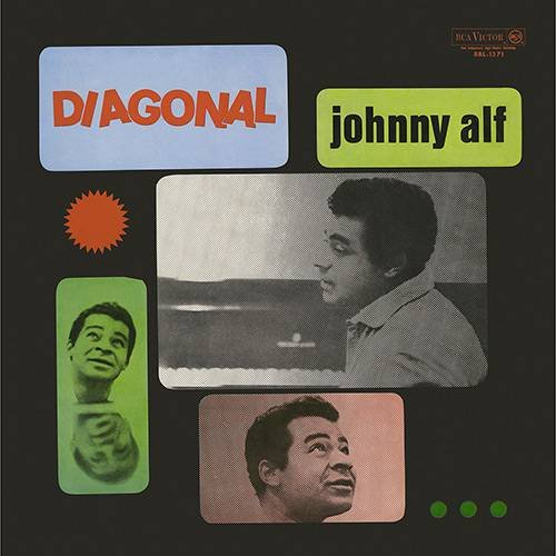 LP VINIL JOHNNY ALF - DIAGONAL