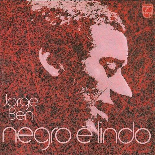 LP VINIL - JORGE BEN JOR - NEGRO É LINDO