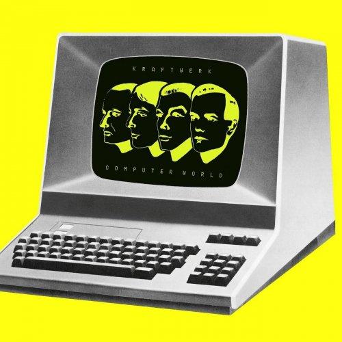 LP VINIL KRAFTWERK - COMPUTER WORLD
