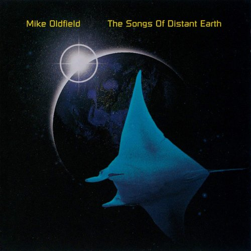 LP VINIL MIKE OLDFIELD - THE SONGS OF DISTANT EARTH