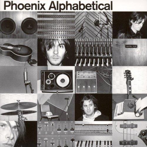 LP VINIL PHOENIX - ALPHABETICAL