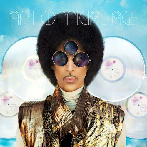 LP VINIL PRINCE - ART OFFICIAL AGE