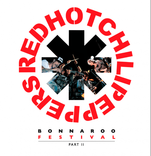 LP VINIL RED HOT CHILI PEPPERS BONNAROO FEST - VOL 2