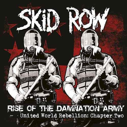LP VINIL SKID ROW RISE OF THE DAMNATION ARMY - IMPORTADO