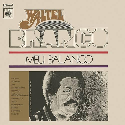 LP VINIL - WALTEL BRANCO - MEU BALANÇO