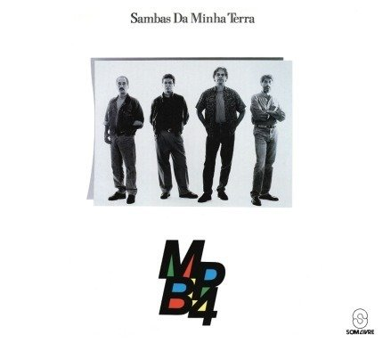 CD MPB4 - SAMBAS DA MINHA TERRA