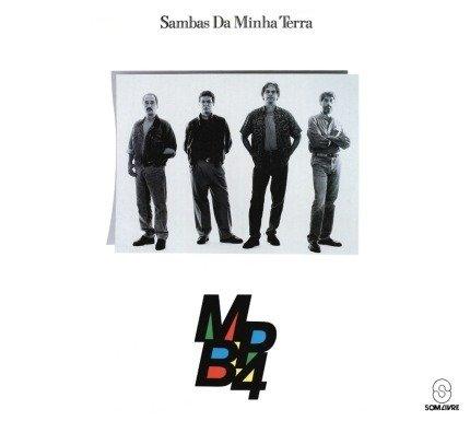 Mpb4 - Sambas Da Minha Terra Cd - Pronta Entrega