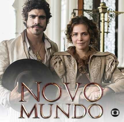 Novo Mundo - Instrumental - Trilha Sonora Da Novela Original