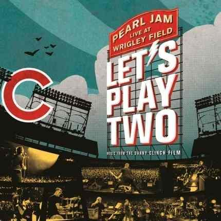 CD PEARL JAM - LET'S PLAY TWO