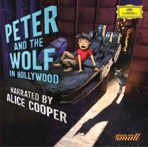 Peter And The Wolf In Hollywood Cd (alice Cooper)