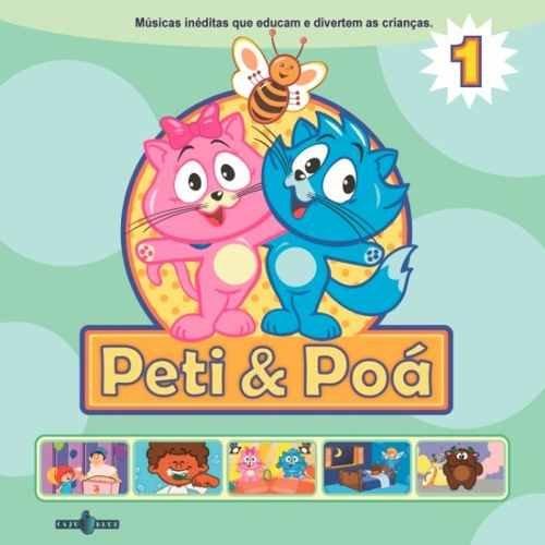 Peti & Poá - Vol. 1 Cd (original Lacrado)