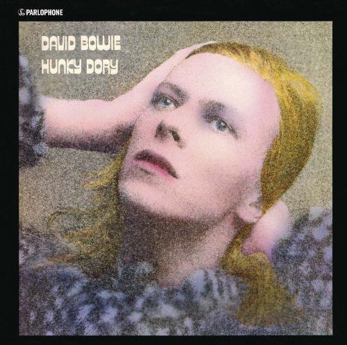 CD DAVID BOWIE - HUNKY DORY (2015 REMASTERED VERSION) - ORIGINAL LACRADO