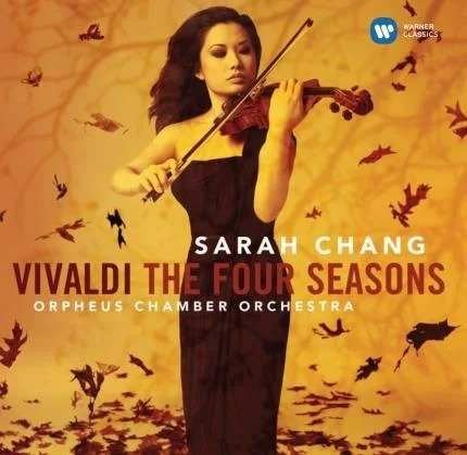 Sarah Chang Vivaldi The Four Seasons- Orpheus Chamber Orchestra