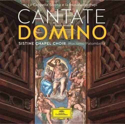 CD SISTINE CHAPEL CHOIR - CANTATE DOMINO