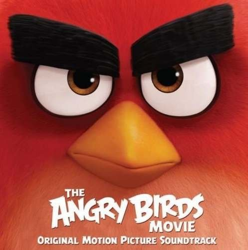 CD THE ANGRY BIRDS - MOVIE - TRILHA SONORA