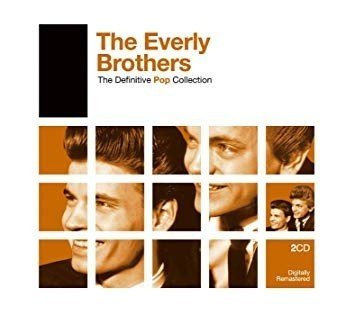 THE EVERLY BROTHERS - THE DEFINITIVE POP COLLECTION