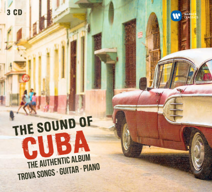 The Sound Of Cuba - The Authentic Album - Box Com 3 Cds