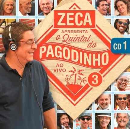 Zeca Apresenta O Quintal Do Pagodinho Ao Vivo 3 - Cd1