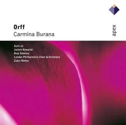 Zubin Mehta Orff : Carmina Burana - Zubin Mehta Orff : Carmi
