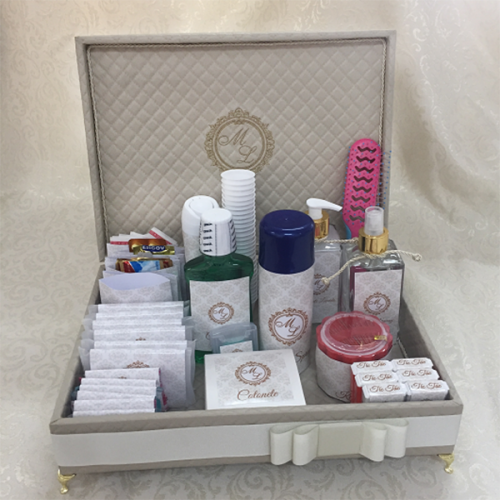 Kit Toilette Feminino GG