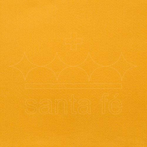 Feltro Liso Santa Fé - Amarelo Ouro - Cor 044