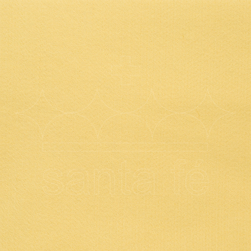 Feltro Liso Santa Fé - Amarelo Roma - Cor 055