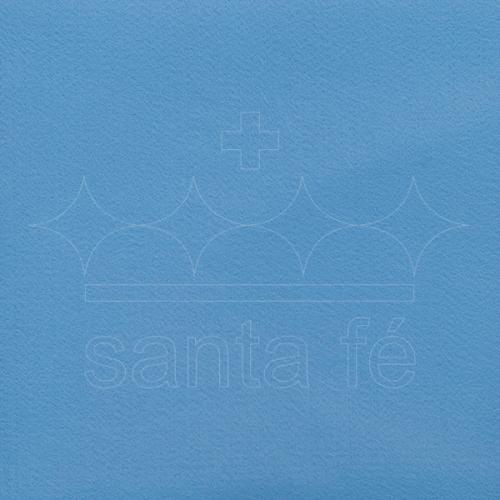 Feltro Liso Santa Fé - Azul Claro - Cor 030