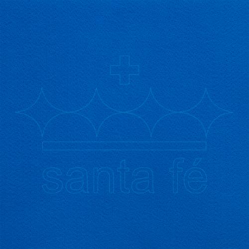 Feltro Liso Santa Fé - Azul Oceano - Cor 083
