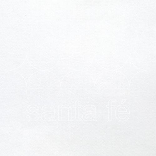 Feltro Liso Santa Fé - Branco - Cor 035