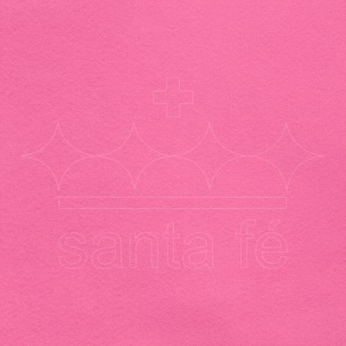 Feltro Liso Santa Fé - Candy Color Chiclete - Cor 040