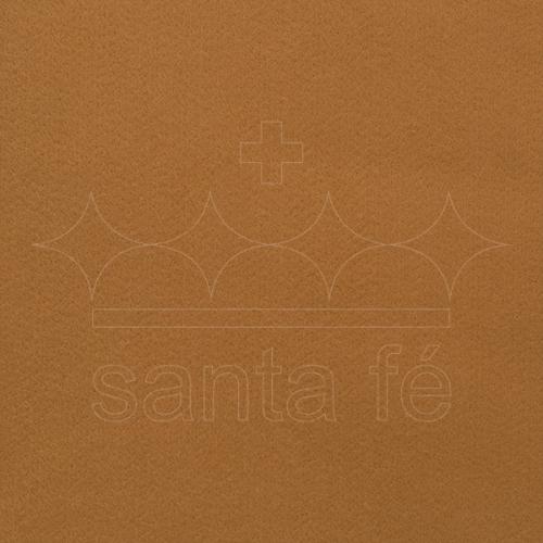 Feltro Liso Santa Fé - Caramelo - Cor 058