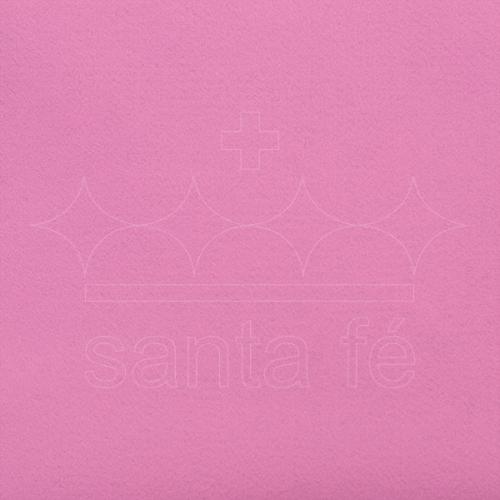 Feltro Liso Santa Fé - Rosa Cerejeira - Cor 207