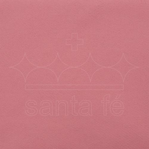Feltro Liso Santa Fé - Rosa Claro - Cor 014