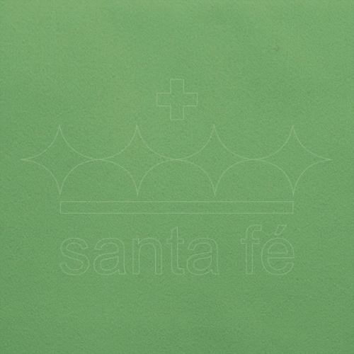 Feltro Liso Santa Fé - Verde Limão - Cor 053