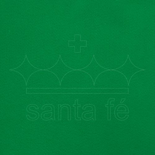 Feltro Liso Santa Fé - Verde Provence - Cor 200