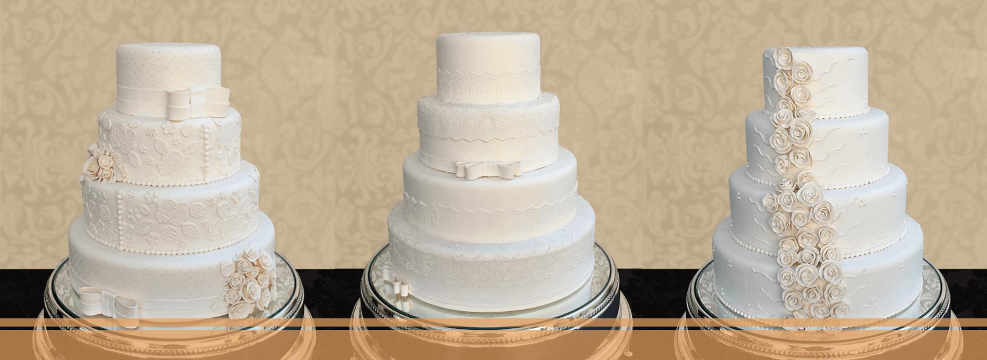 Bolos Decoração para Casamento Mais modelos