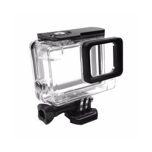 CAIXA ESTANQUE PADRÃO PARA GOPRO HERO 5 E 6 7 BLACK- CASE WATERPROOF HOUSING - LPGCE52