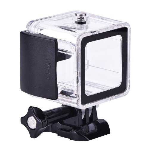 CAIXA ESTANQUE PADRÃO PARA HERO 4 E 5 SESSION - CASE WATERPROOF HOUSING - LPGCES1
