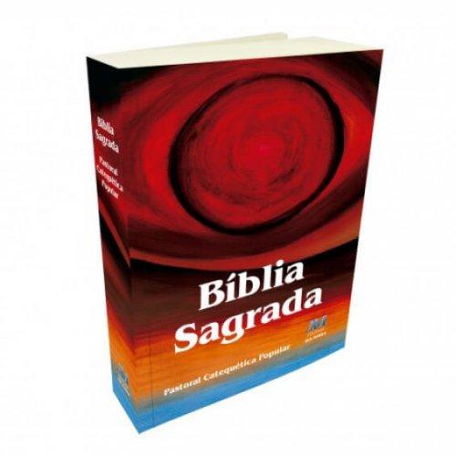 Bíblia Sagrada - Pastoral Catequética Popular - Média