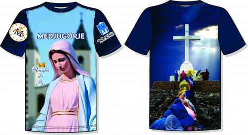 Camisas Rainha da Paz - Modelo 05