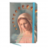 Miniatura - Caderneta de Anotação -  Nossa Senhora Rainha da Paz