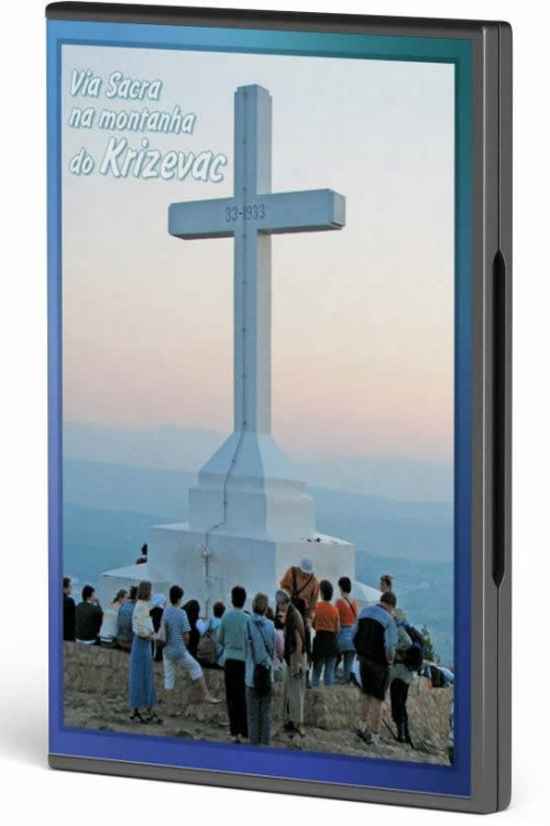 DVD Via-Sacra na montanha do Krizevac