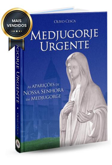 Livro Medjugorje Urgente - Pré-Lançamento