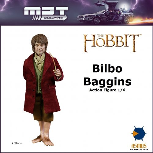 Asmus Toys - The Hobbit - Bilbo Baggins 1/6